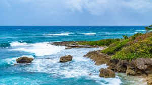 St. Mary Parish Jamaica Caribbean Coastline